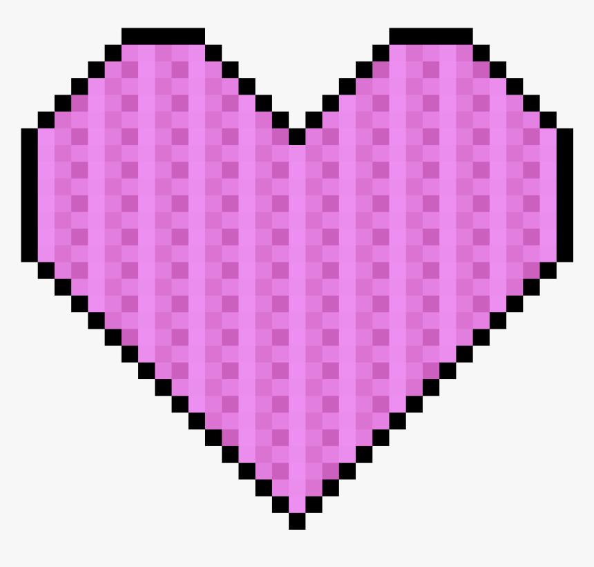 Transparent Pixel Heart Png - Pink Pixel Heart Transparent, Png Download, Free Download