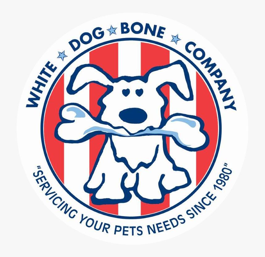 Logo - White Dog Bone, HD Png Download, Free Download