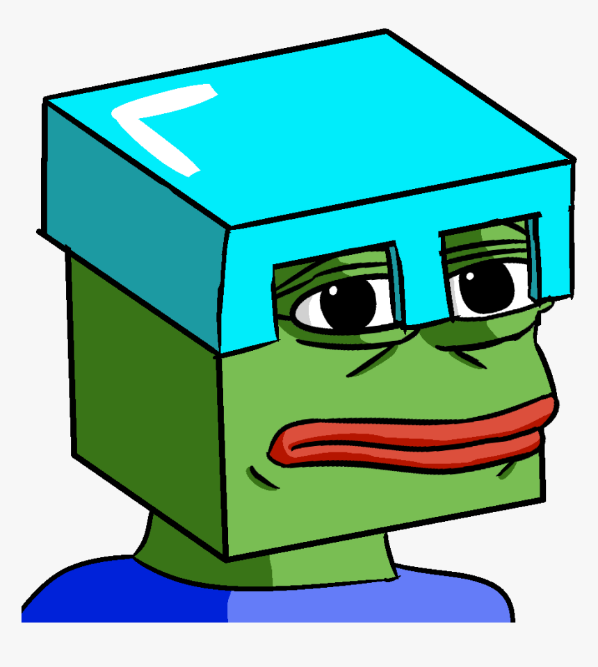 The Rarest Pepes - Pepe The Frog Minecraft, HD Png Download, Free Download