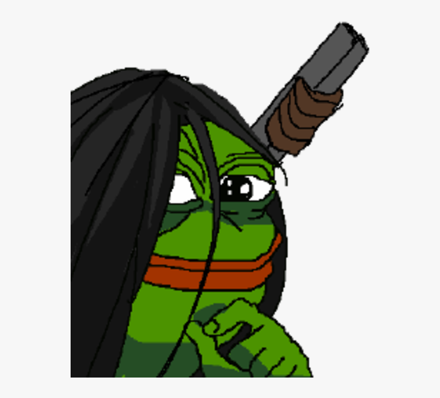 Pepe The Frog Edgy , Png Download - Pepe The Frog Edgy, Transparent Png, Free Download