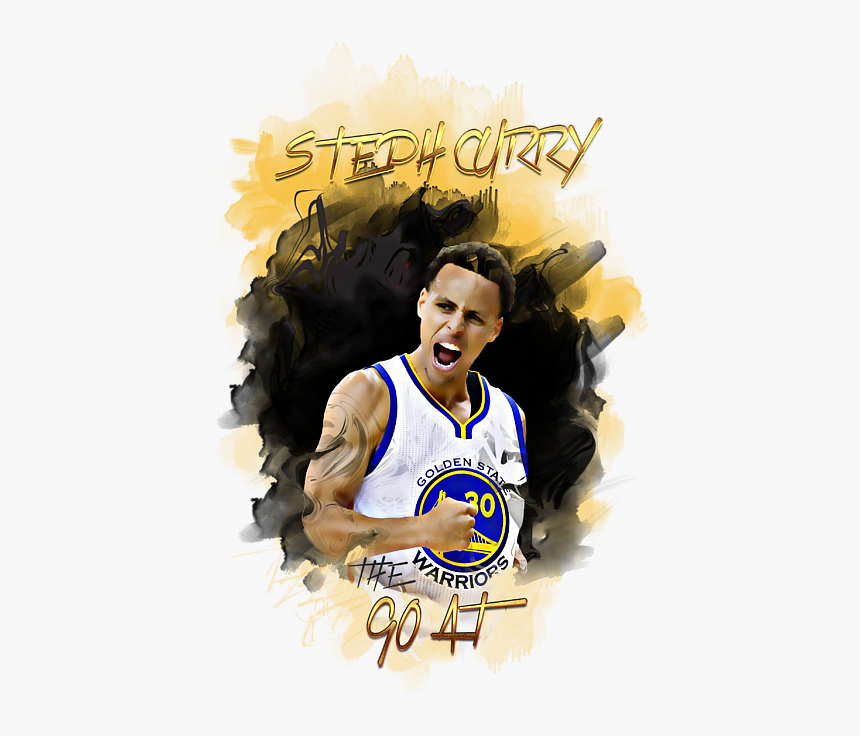 Golden State Warriors Stephen Curry, HD Png Download, Free Download