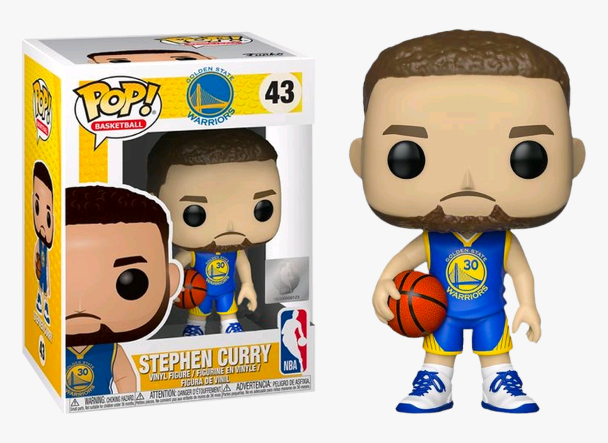 Funko Pop Stephen Curry, HD Png Download, Free Download