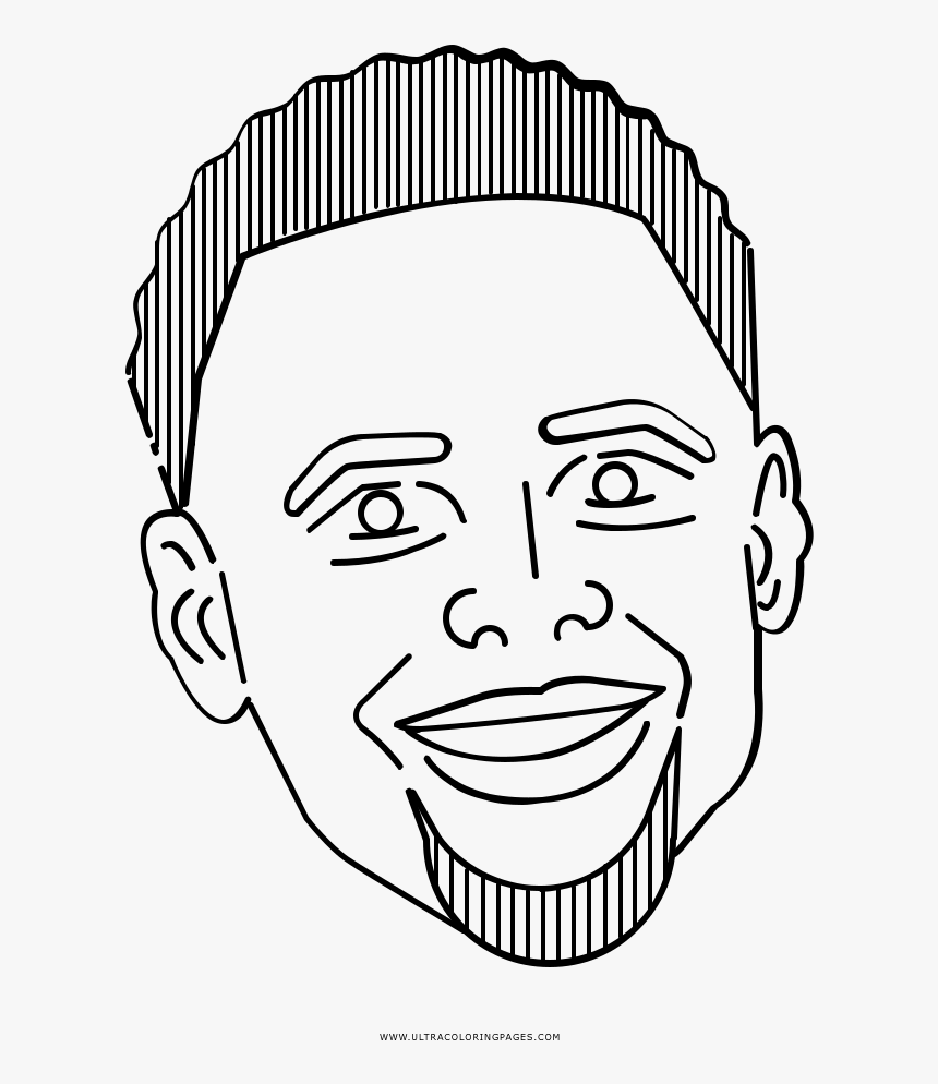 Nba Coloring Pages Nba Players. easy to color basketball coloring ... | 994x860