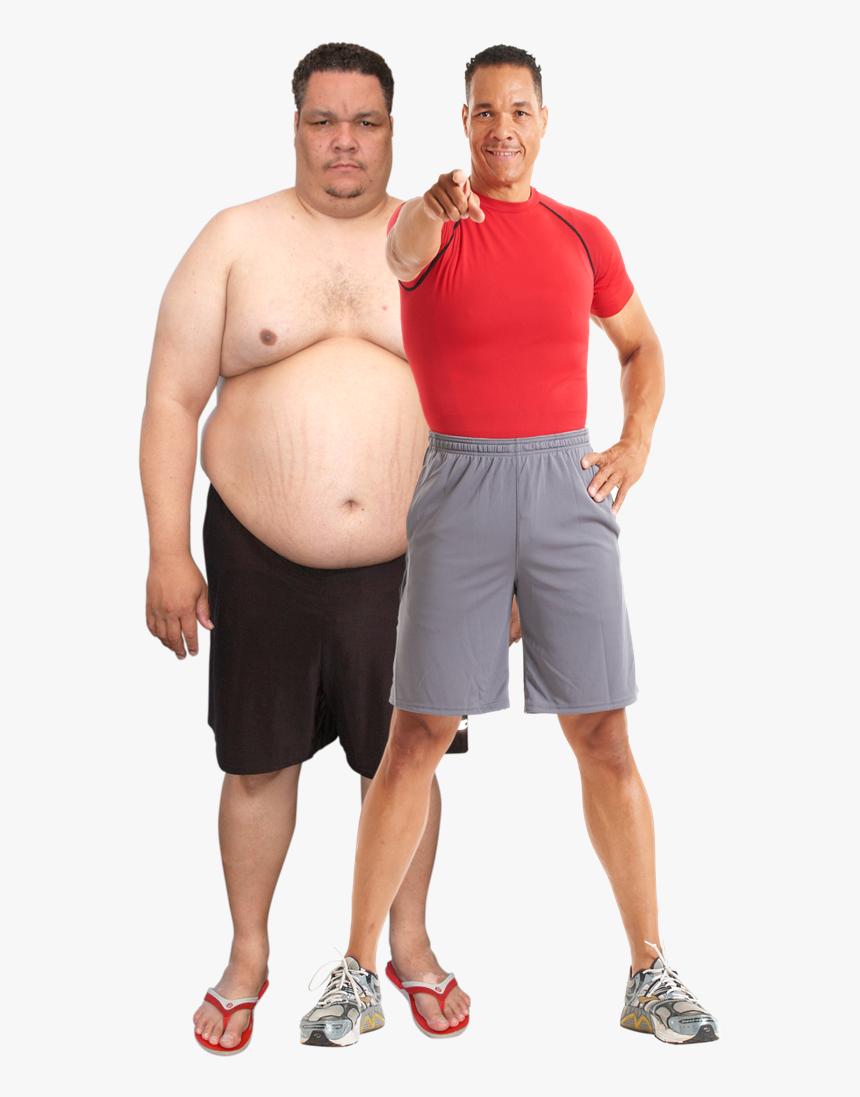 Weight Loss Before And After Png Man Weight Loss Images Png Transparent Png Kindpng