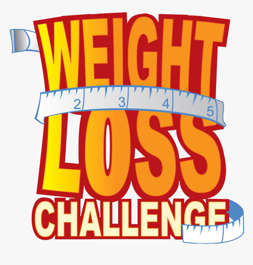 Weight Loss Challenge Hd Png Download Kindpng