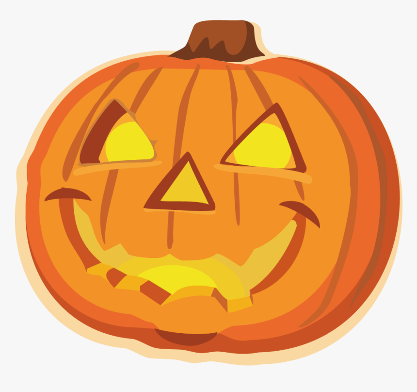 Free To Use &amp, Public Domain Pumpkin Clip Art - Clip Art Jack Olantern, HD Png Download, Free Download