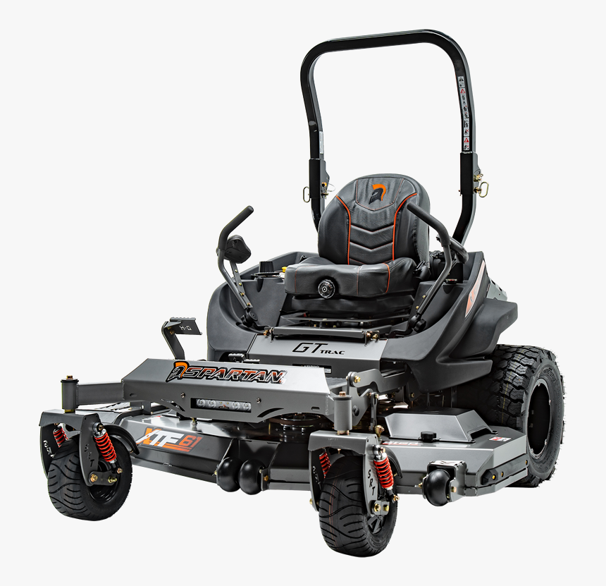 The Spartan Advantage - Riding Mower, HD Png Download, Free Download