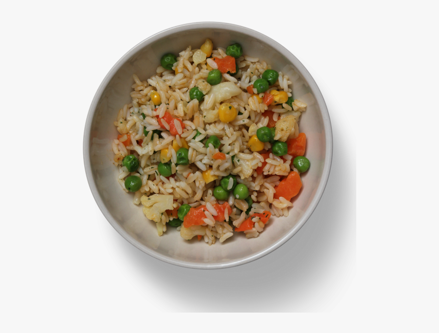Rice With Vegetables Transparent Png Image - Spiced Rice, Png Download, Free Download