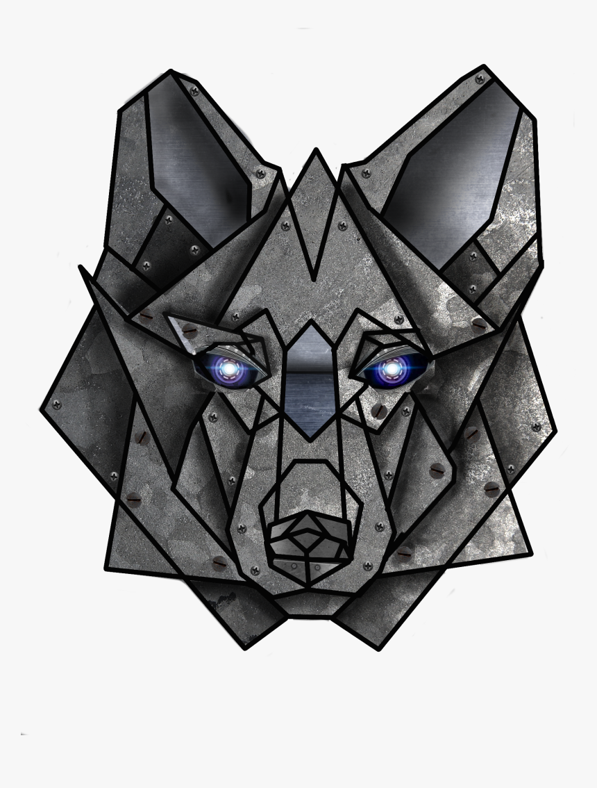Wolf On A Cartesian Plane, HD Png Download, Free Download