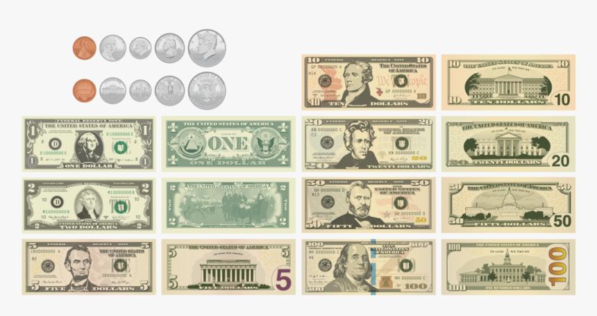 5 Dollar Bill , Png Download - 5 Dollar Bill Transparent, Png Download, Free Download