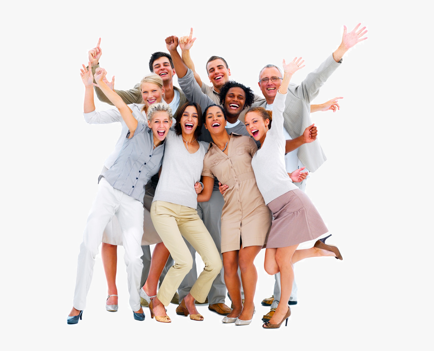 Group Of People - Smart Group Of People, HD Png Download, Free Download