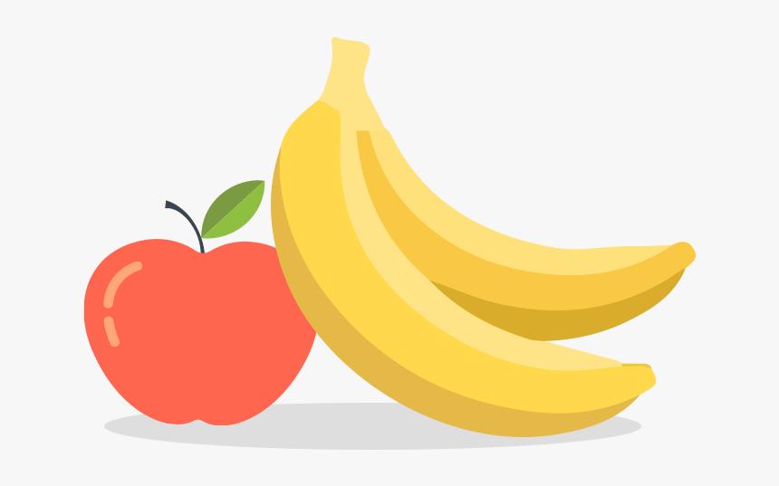 Transparent Fruits And Vegetables Png - Vegetables And Fruit Clipart, Png Download, Free Download