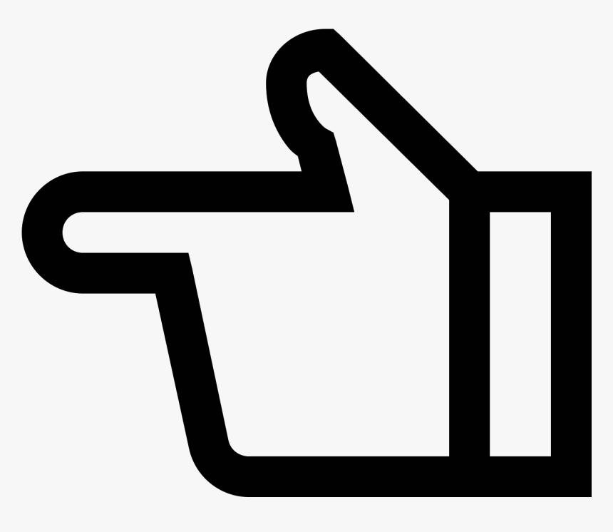 Transparent Okay Hand Emoji Png - Emoji Png Hand Gesture Left Emoji, Png Download, Free Download