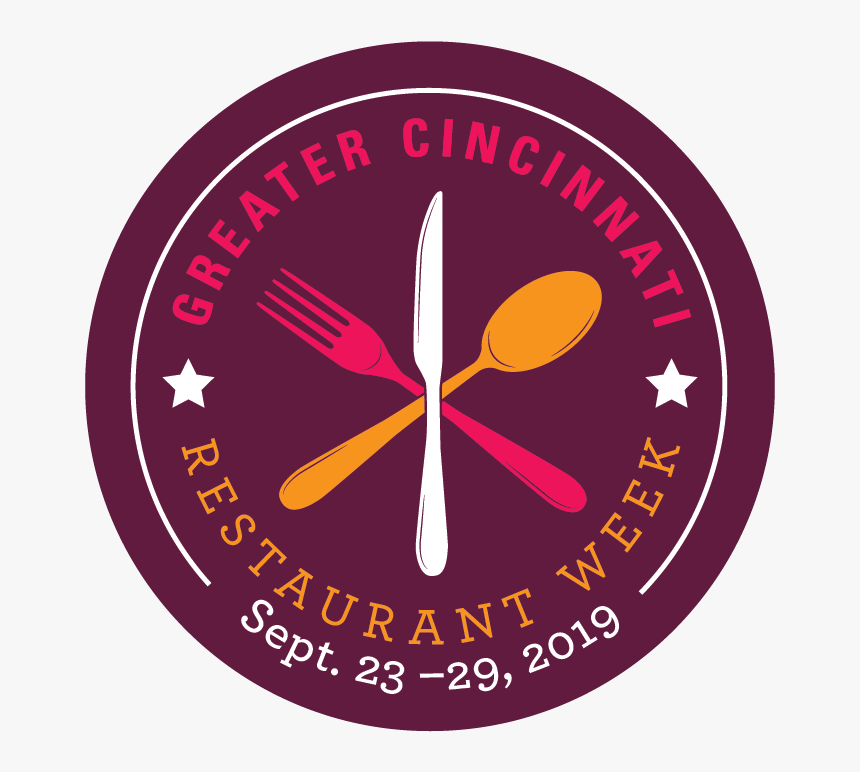 Logo - Cincinnati Restaurant Week 2019, HD Png Download, Free Download