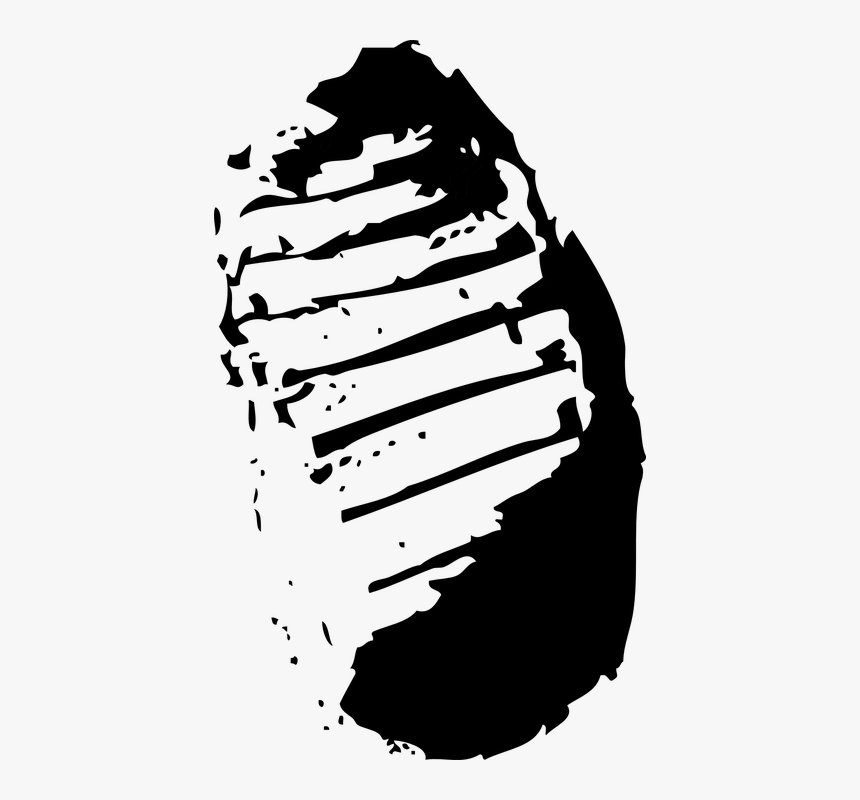 Moon, Footprint, Imprint, Neil Armstrong - Neil Armstrong Footprint Vector, HD Png Download, Free Download