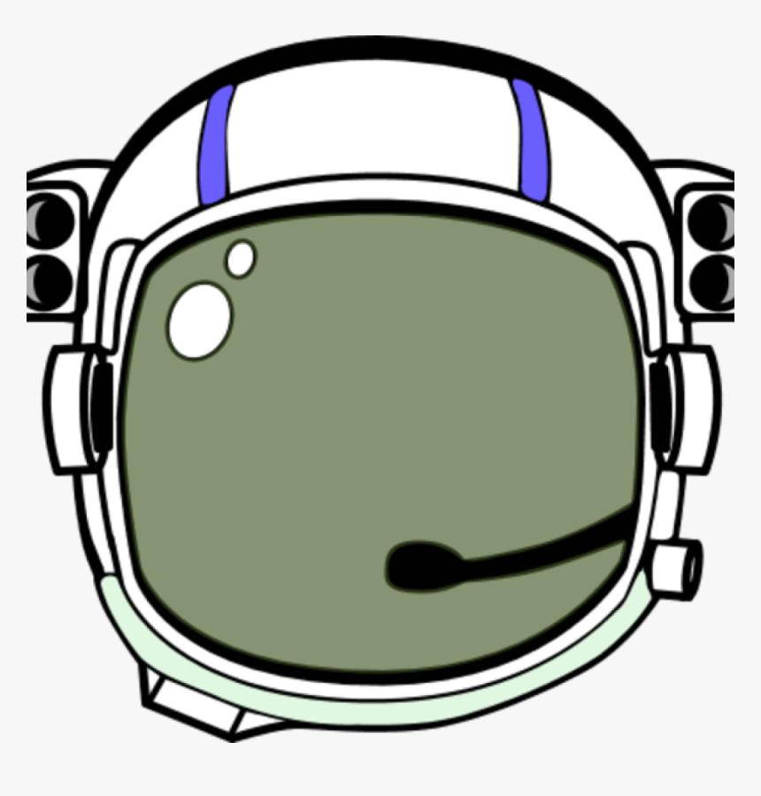 Astronaut Helmet Clipart Astronaut Helmet Clipart Astronaut - Astronaut Helmet Transparent Background, HD Png Download, Free Download