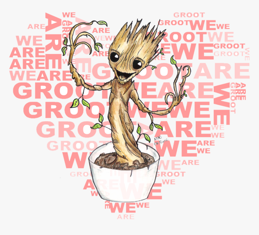 Transparent Baby Groot Png - Groot, Png Download, Free Download