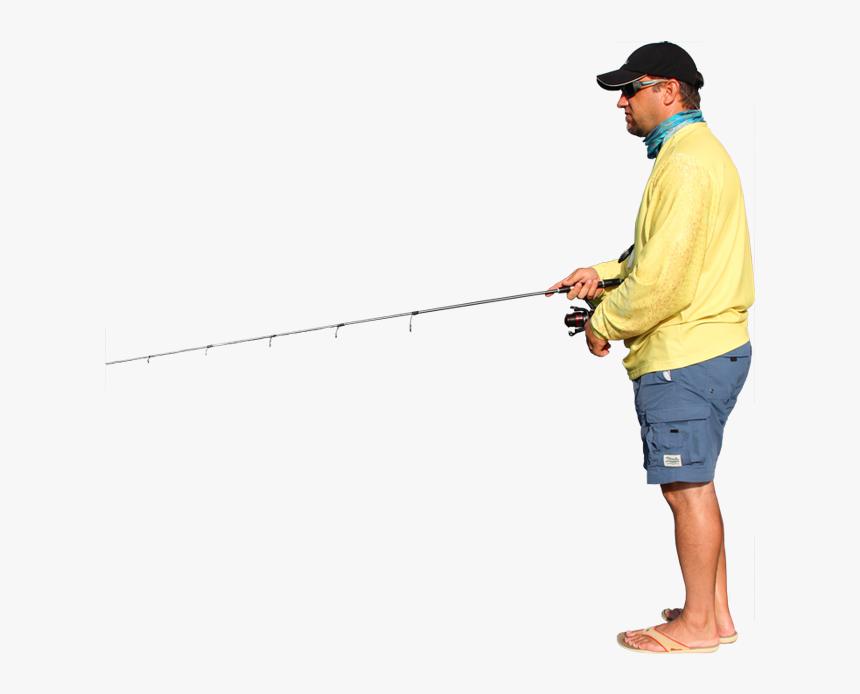 Transparent Fisherman Silhouette Png - Fisherman Png, Png Download, Free Download