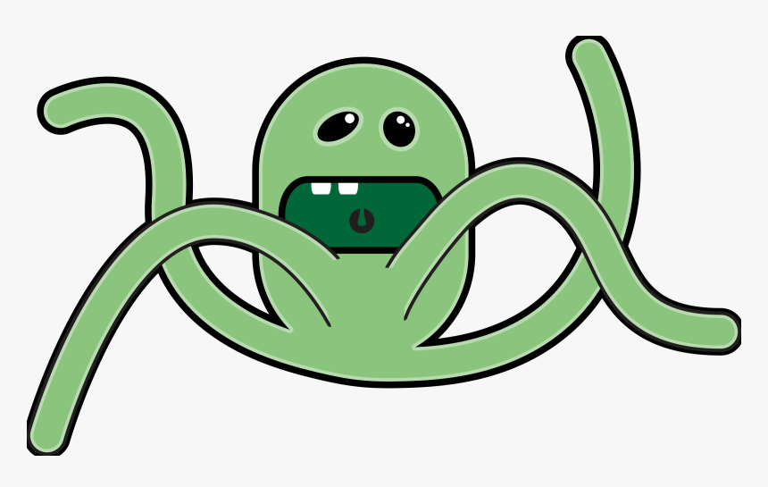 Scary Monsters Clip Art, HD Png Download, Free Download