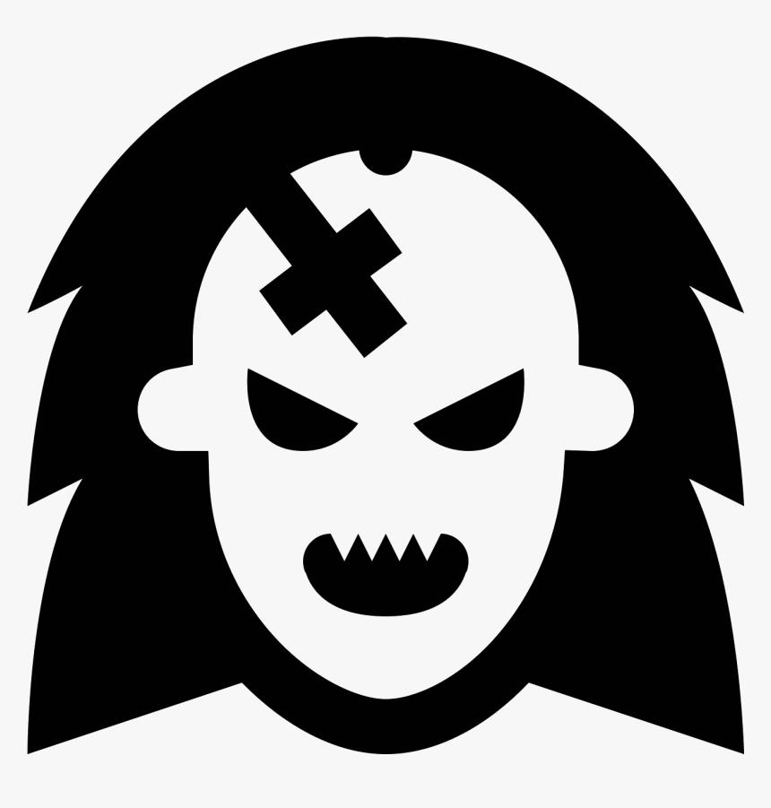 Chucky Freddy Krueger Jason Voorhees Ghostface Pinhead - Jason Silhouette Png, Transparent Png, Free Download