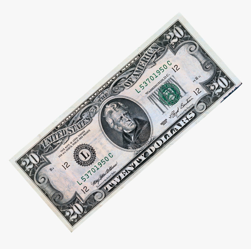 Money Png - One Dollar Bill Png, Transparent Png, Free Download