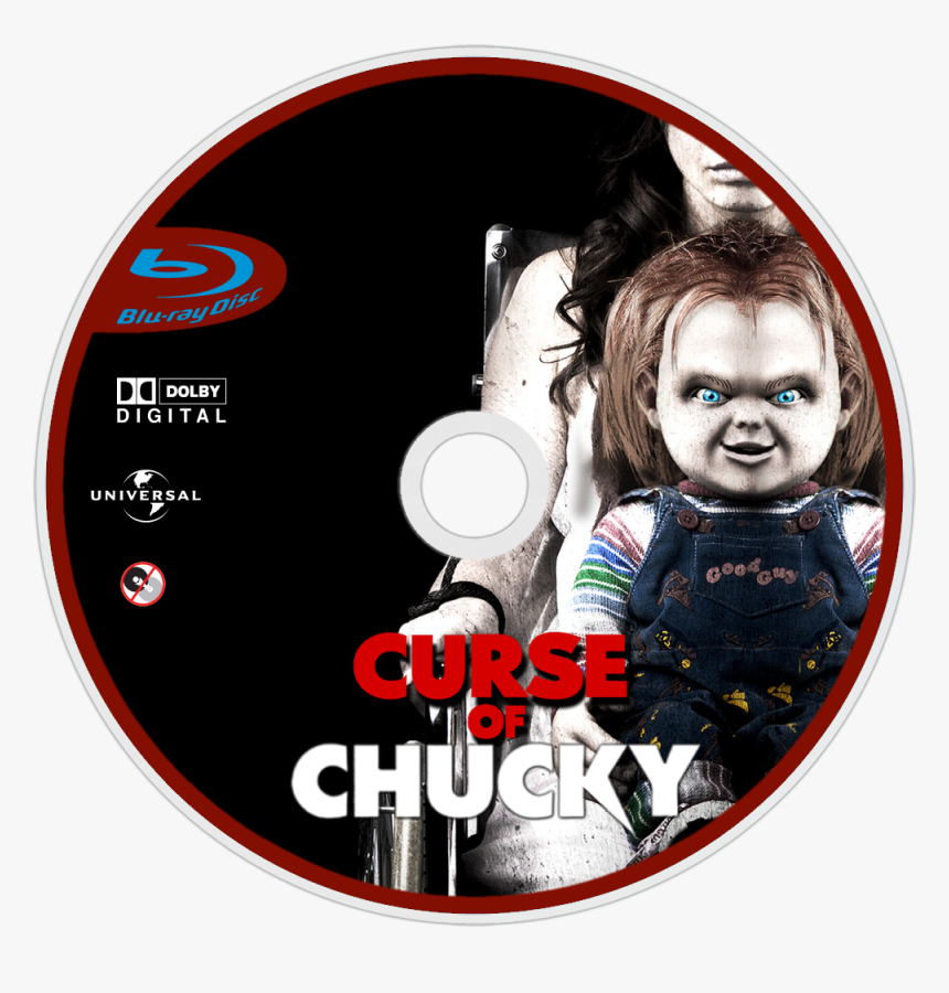 Image Id - - Curse Of Chucky Bluray, HD Png Download, Free Download