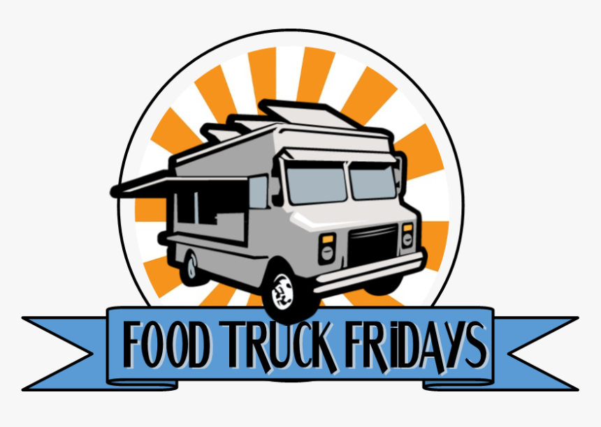 Food Truck Fridays - Food Truck Tacos Clipart, HD Png Download, Free Download
