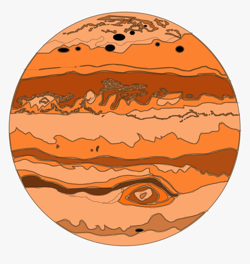 Jupiter Clipart Png, Transparent Png, Free Download