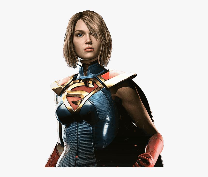 Turtlepedia - Super Girl Injustice 2 Png, Transparent Png, Free Download