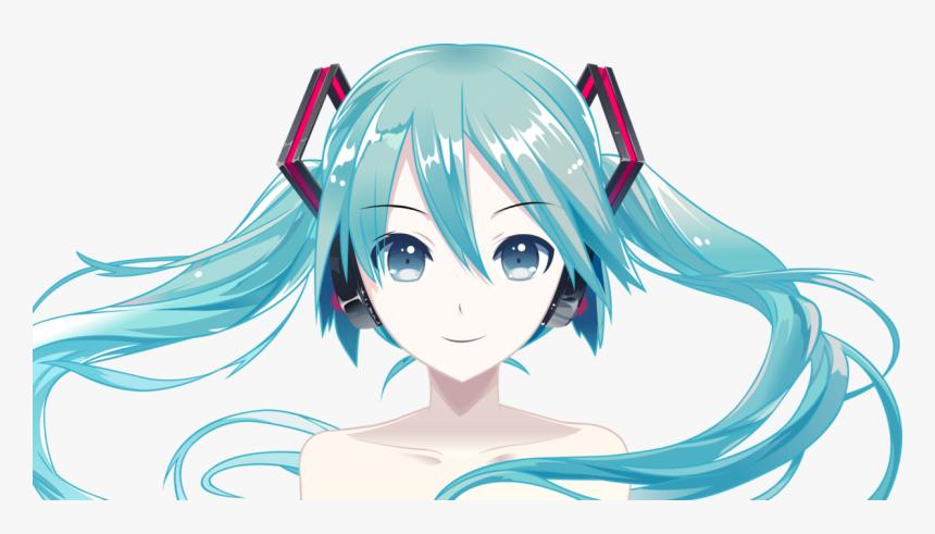 Hatsune Miku Png - Hatsune Miku Art Png, Transparent Png, Free Download