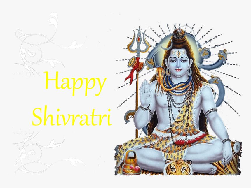 Lord Shiva , Png Download - Whatsapp Status Sawan Shiv Ji, Transparent Png, Free Download
