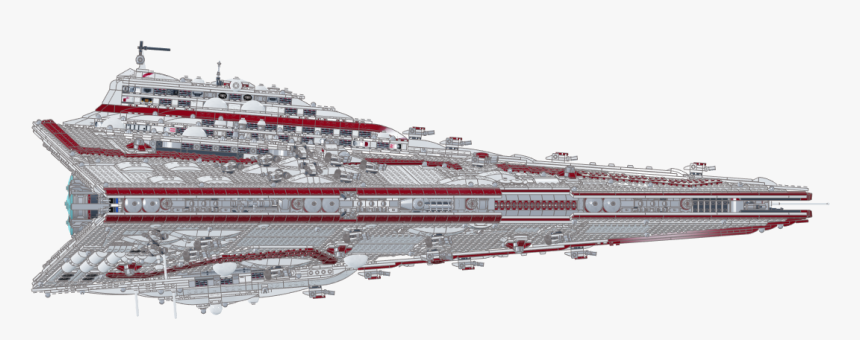 Transparent Destroyer Png - Senate Class Star Destroyer, Png Download, Free Download