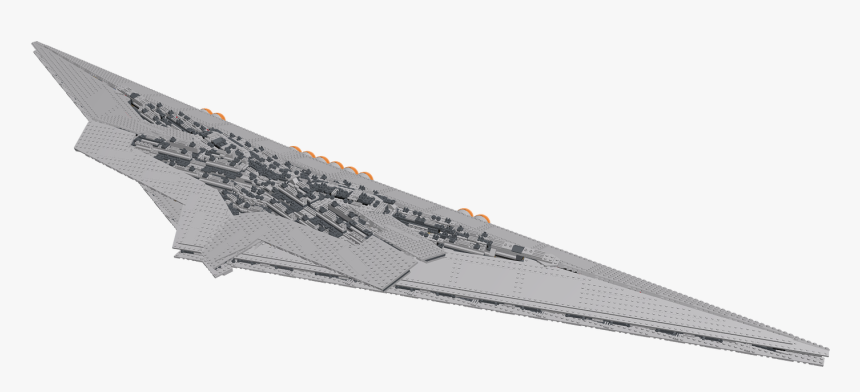 Transparent Star Wars - Supremacy Mega Class Star Destroyer, HD Png Download, Free Download