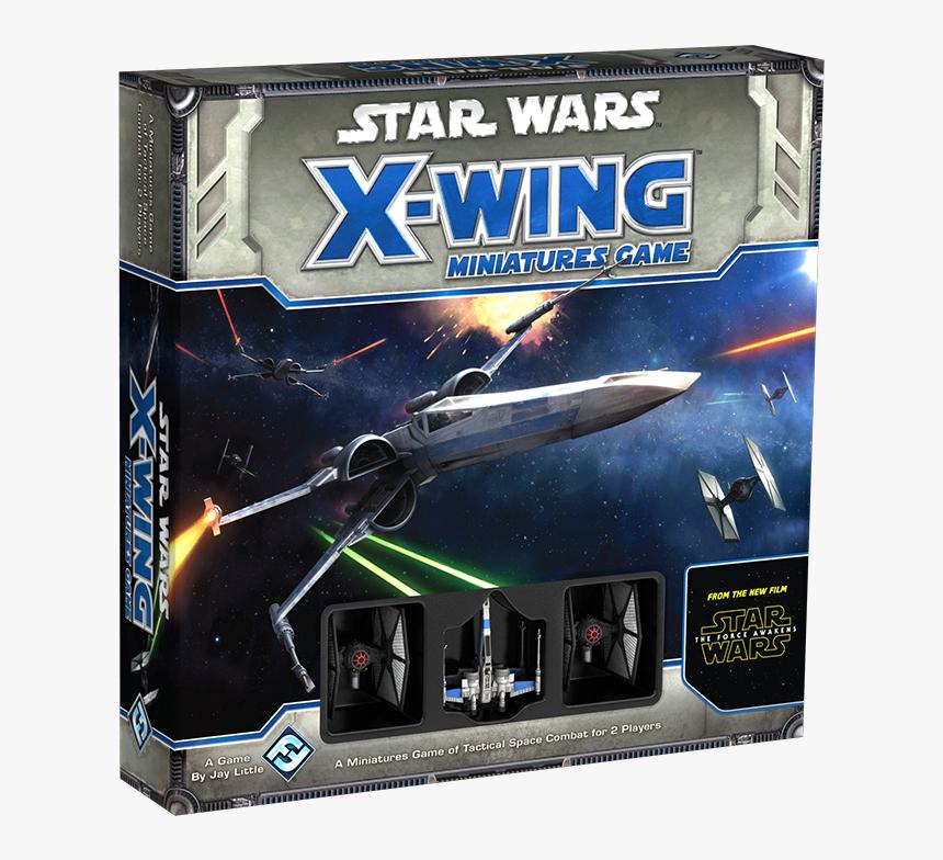 Star Wars X Wing Force Awakens Core Set, HD Png Download, Free Download