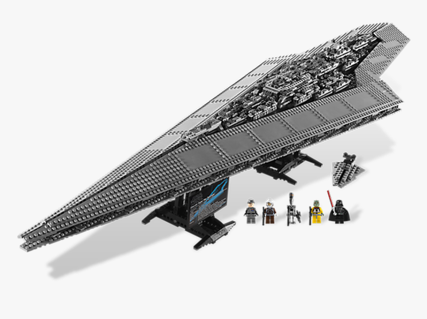 Lego Lepin Star Wars Imperial Super Star Destroyer - Lepin Super Star Destroyer, HD Png Download, Free Download