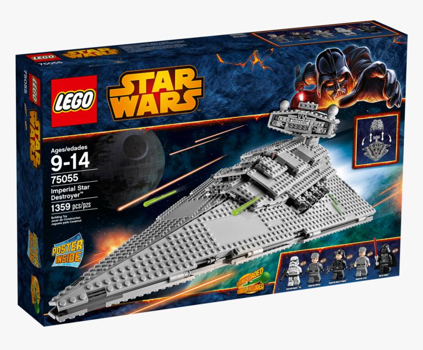 Lego Star Wars Darth Vader Ship, HD Png Download, Free Download