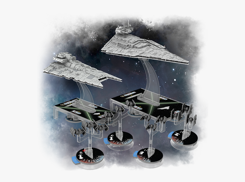 Star Wars Armada Imperial Ships, HD Png Download, Free Download