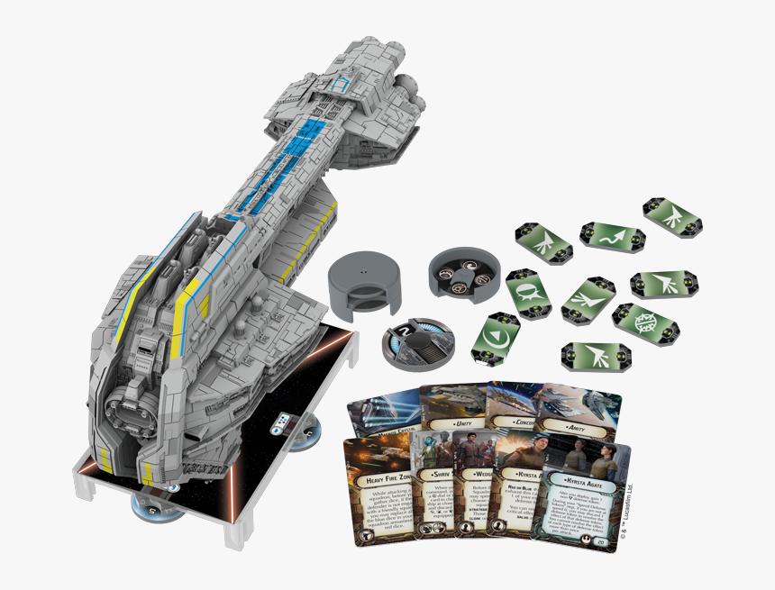 Star Wars Armada Nadiri Starhawk, HD Png Download, Free Download