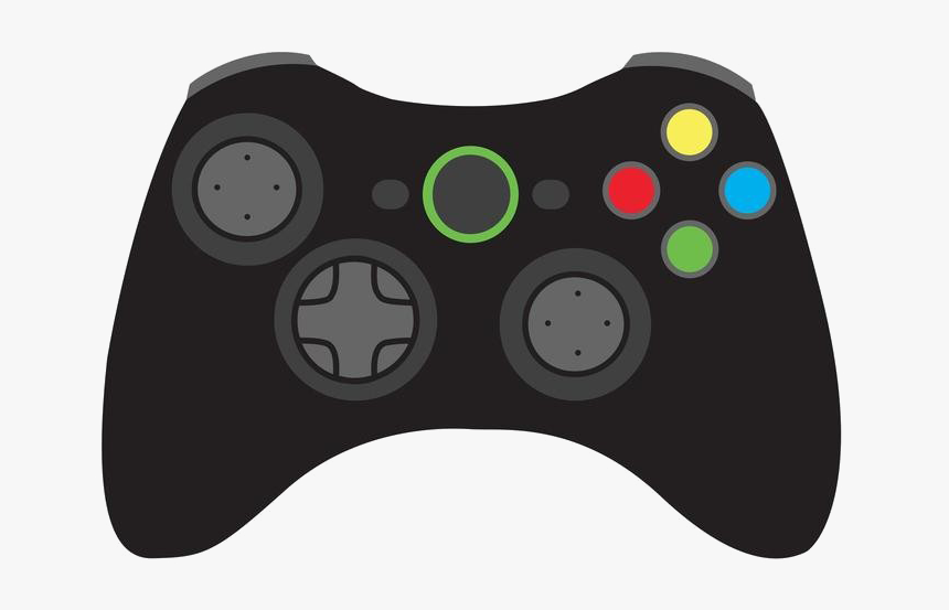 Game Controller Background Png - Video Game Transparent Background, Png Download, Free Download
