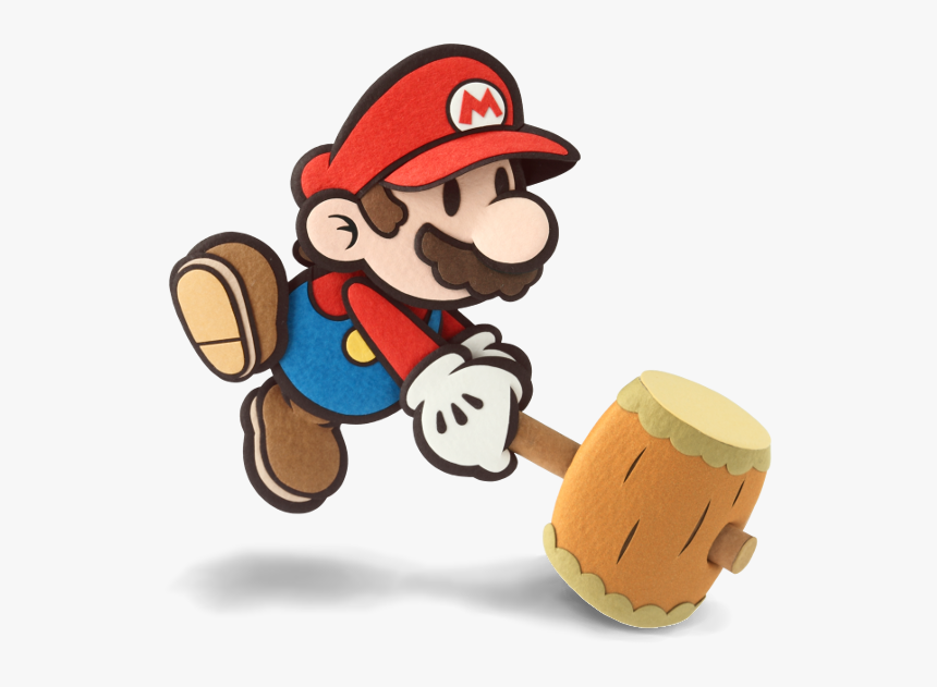 Nintendo Fanon Wiki - Paper Mario Sticker Star Png, Transparent Png, Free Download