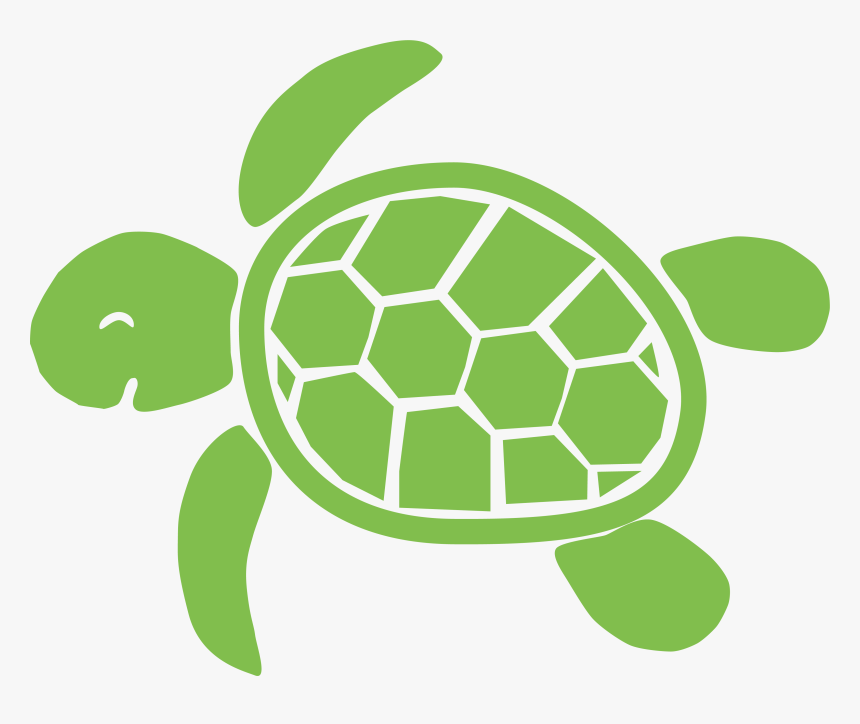 Clip Art Collection Of Free Download - Transparent Background Sea Turtle Clip Art, HD Png Download, Free Download
