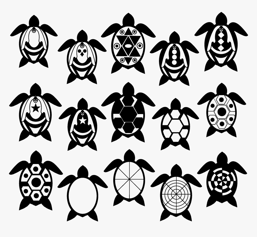 Turtle Graphics Pack, HD Png Download, Free Download