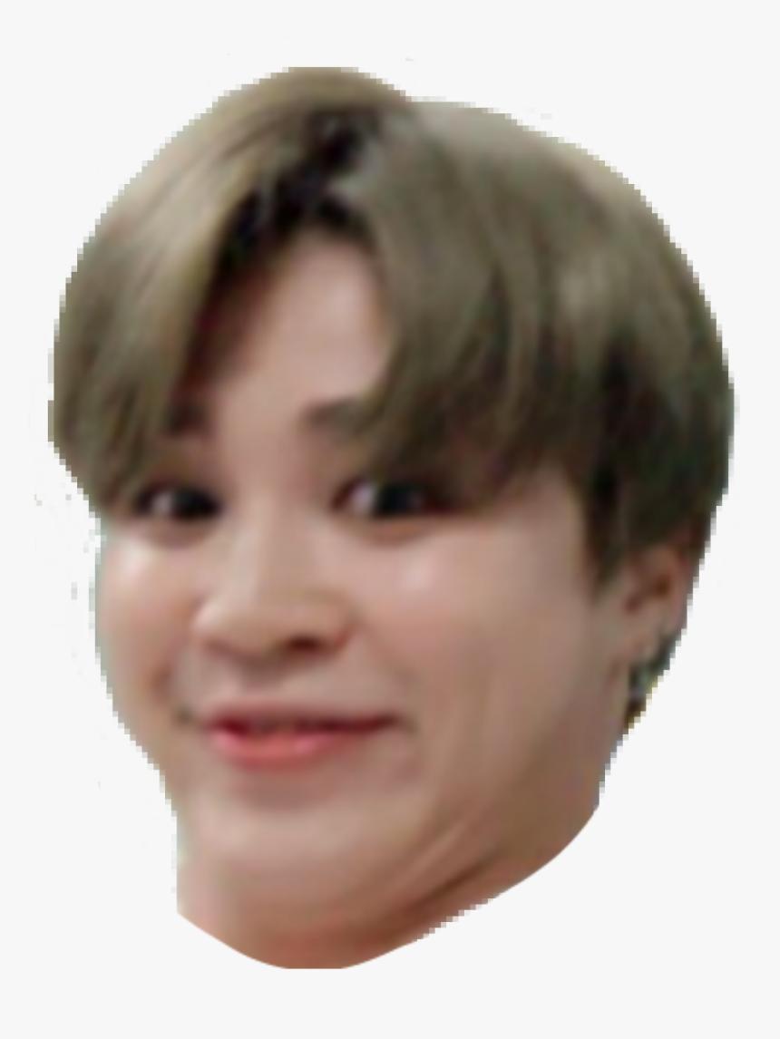 Jimin Bts Derp Face Png Download Bts Meme Faces Png