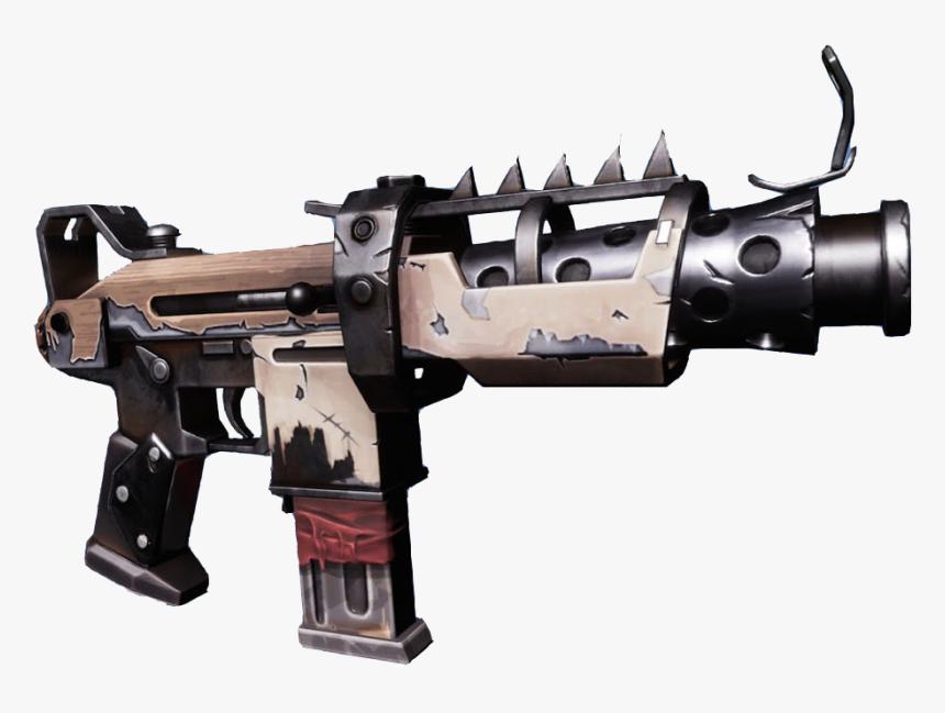 Transparent Transparent Gun Png - Tek Fortnite, Png Download, Free Download