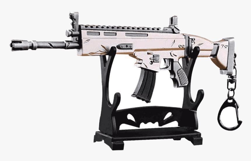 Fortnite Keychains Heavy Shotgun - Fortnite Combat Shotgun Keychain, HD Png Download, Free Download