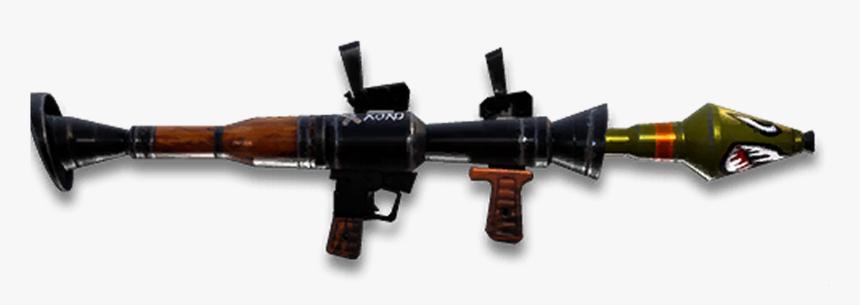 Clipart Gun Fortnite - Fortnite Rocket Launcher Png, Transparent Png, Free Download