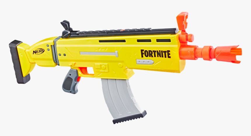 Nerf Fortnite Scar, HD Png Download, Free Download