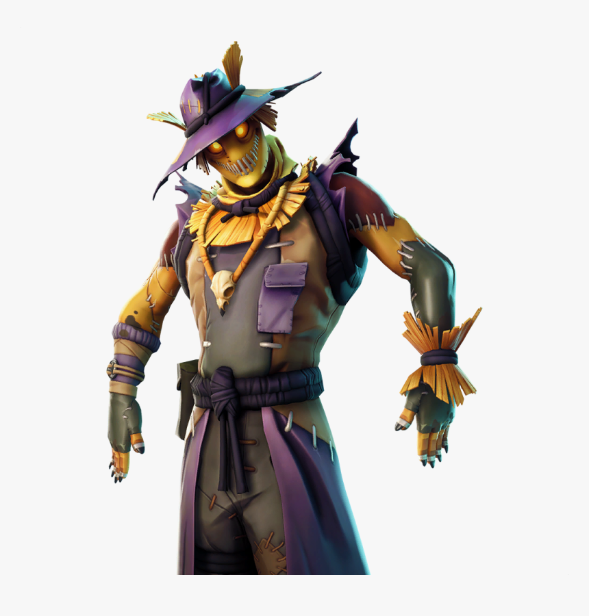 Hay Man Featured Png - Fortnite Scarecrow Skin Png, Transparent Png, Free Download