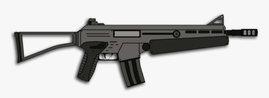 Collection Of Assault - Assault Rifle, HD Png Download, Free Download