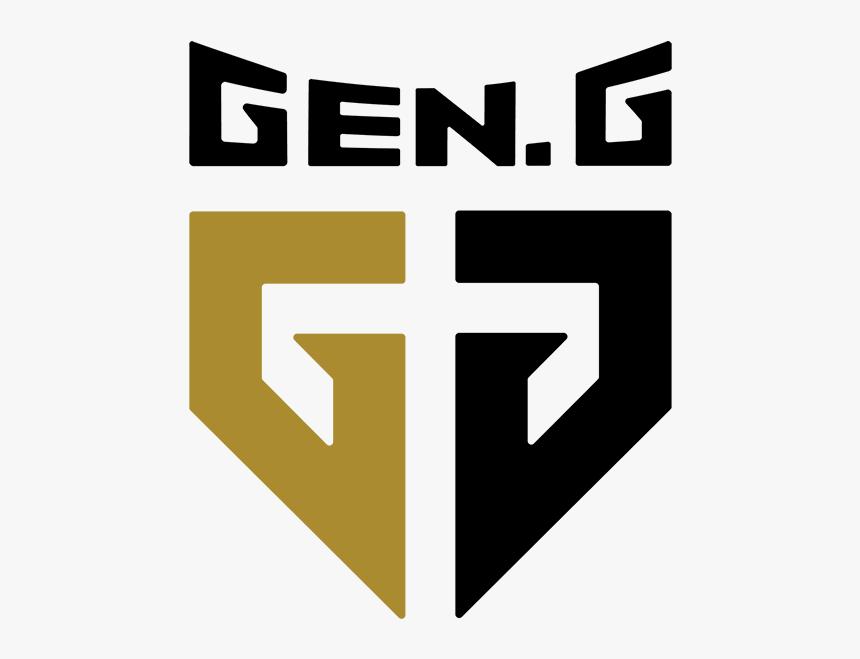 Gen G Esports, HD Png Download, Free Download